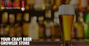 Brewz your craftbeer growler store